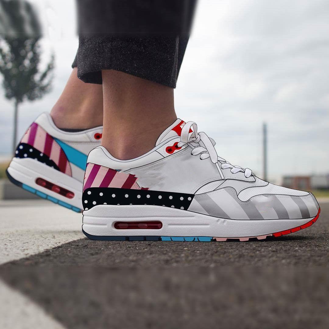 eda414c465cb1 Shoes Instagram Sports Luxury Popular 2018 Away New Branded Run g1xvS