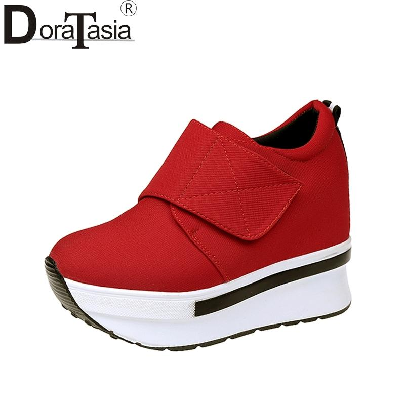 Running Shoes Sporting Genuine Leather Women Running Shoes Slimming Swing Ladies Girls Shoes Women Low Top Brand Running Sneakers Travel Shoes Women Sneakers
