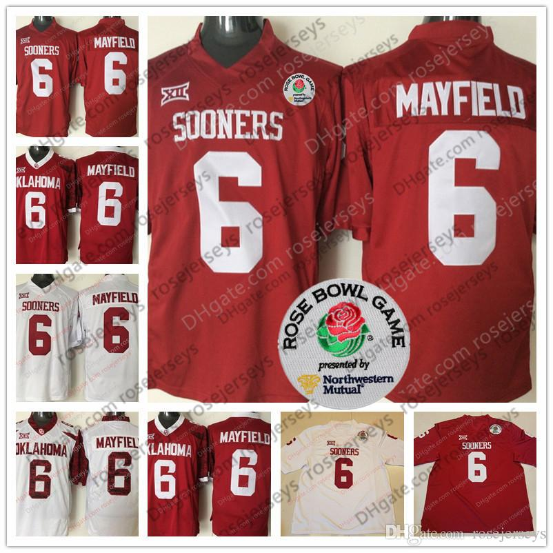 baker mayfield orange bowl jersey