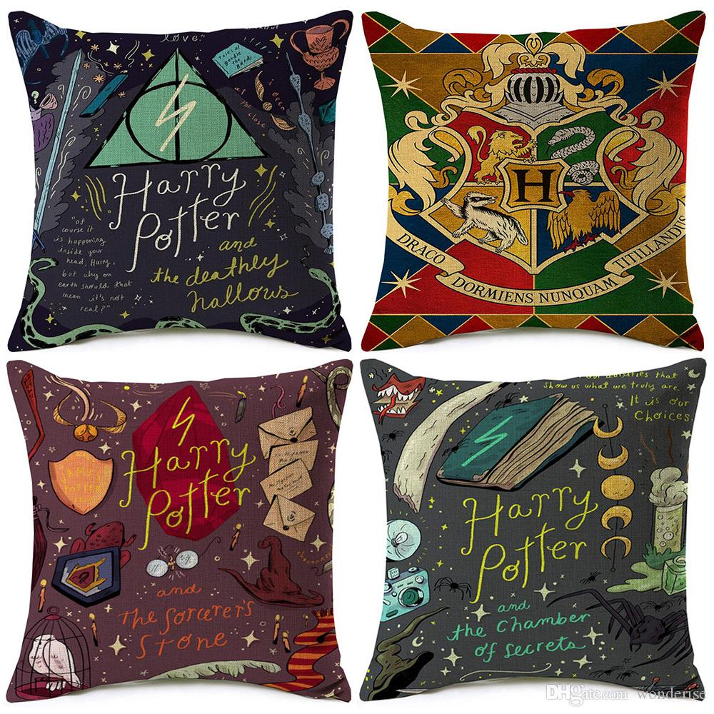 Harry Potter Seat Covers Velcromag