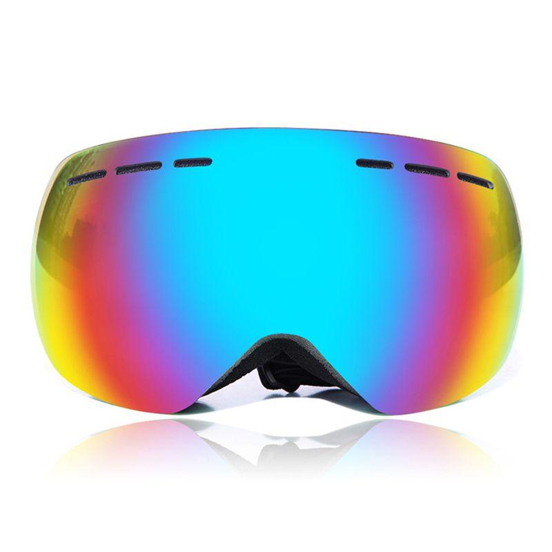017843e48617 WOLFBIKE Brand Outdoor Windproof Glasses Ski Goggles Snowboarding ...