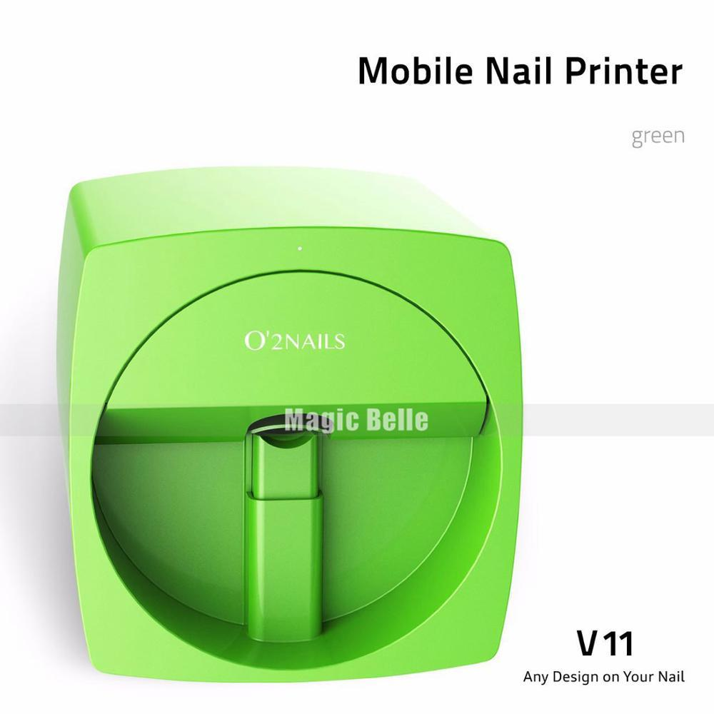 High End Diy Colorful Nail Art Digital Auto Printer Speed Diagram Of A Printing For Best Nails From Youerbeauty 148334