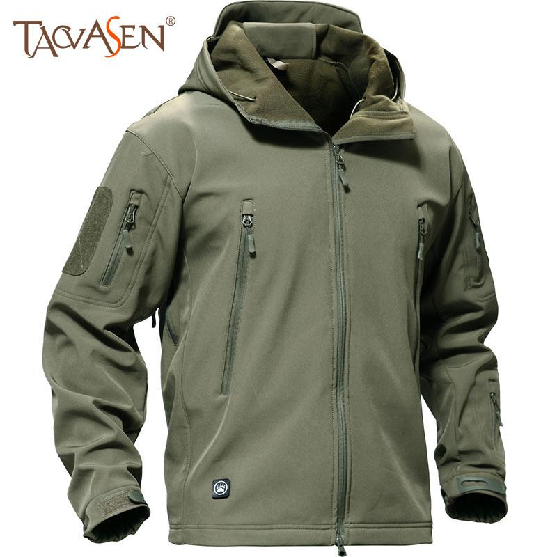 Jacket Military Softshell Outdoor Acquista Tactical Men Giacche pqnZECwfPx