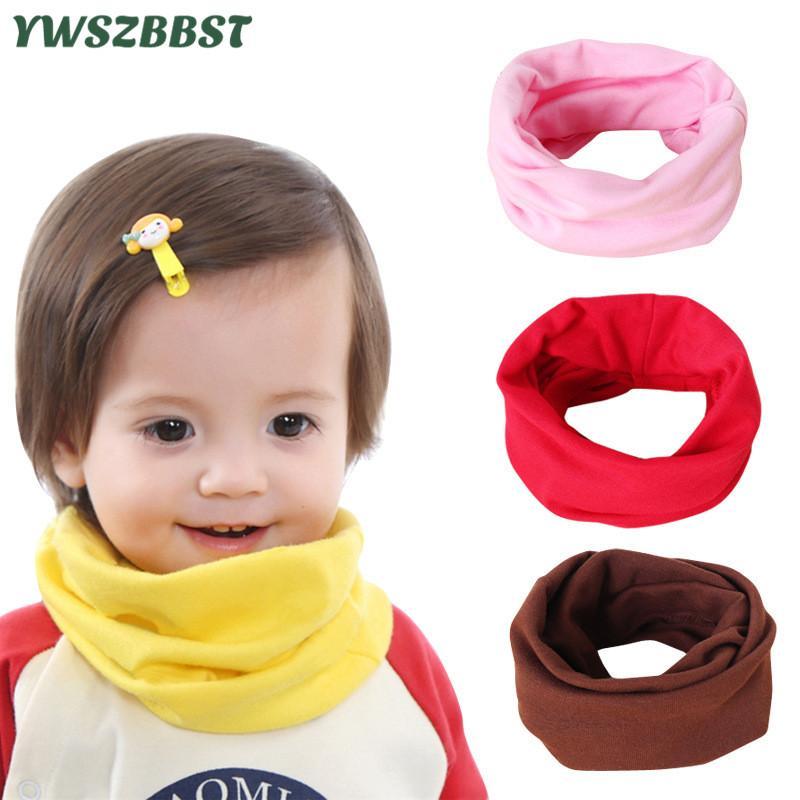 selezione migliore bebf3 fbfe8 Sciarpa magica del fazzoletto da collo dei bambini del collare dei bambini  del collare dei bambini di O della sciarpa della sciarpa di autunno dei ...