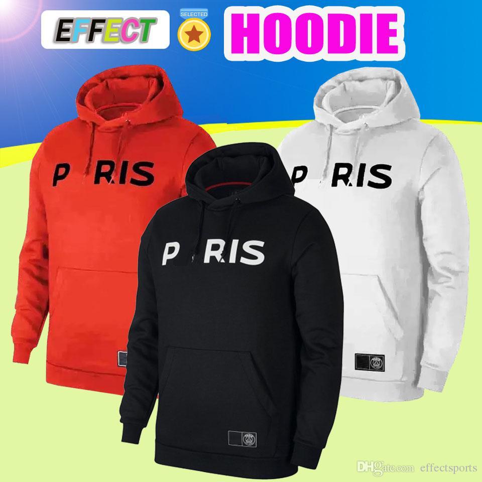 Compre Paris Saint Germain PSG JODAN Soccer Training 2018 2019 MBAPPE  Jacket Kits Hoodie PSG Trajes De Entrenamiento De Fútbol 18 19 Survetement  CHAMPIONS ... 44da6ad0c490f