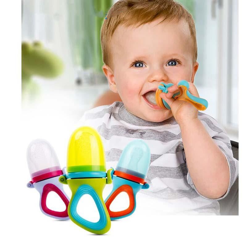 3 Net Bag/Set NEW Bottle Feeding Nipple Feeder Fresh Food Milk Nibbler Food Feeding Tool Safe Baby Bottles Mamadeira
