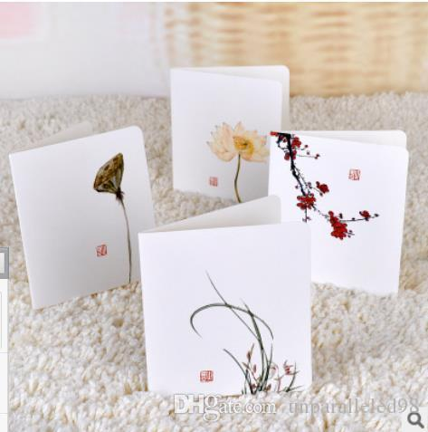 Chinese style greeting cardblessing cardcreativity individuality chinese style greeting cardblessing cardcreativity individuality simplicity birthday thank m4hsunfo