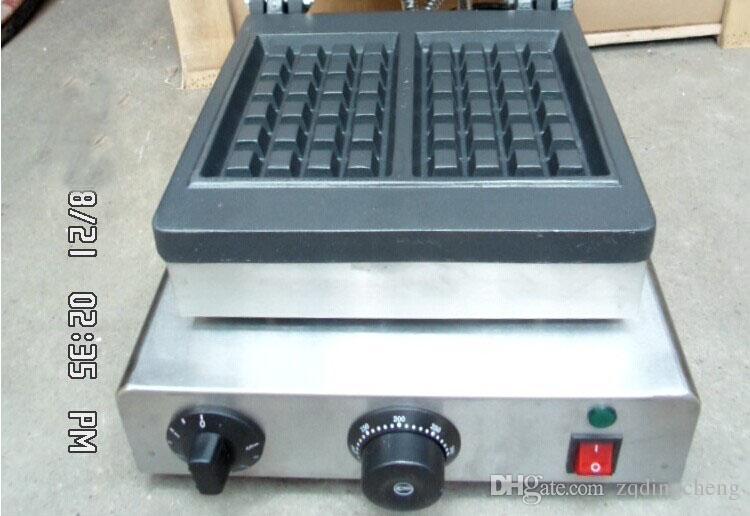 الشحن مجانا 110 فولت 220 فولت 2 قطع الهراء صانع الهراء آلة التجارية