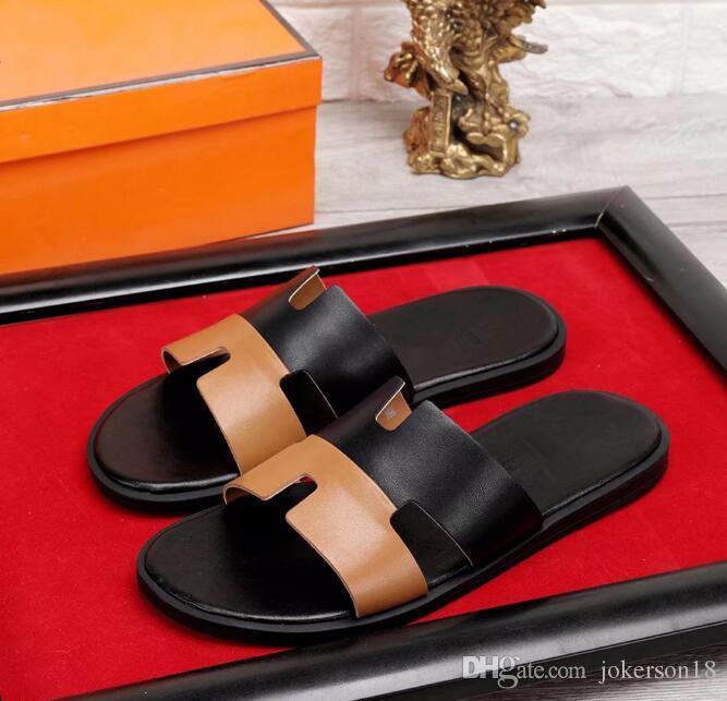 4a65c947595 Cheap 2018 Women Sandals Designer Slides Brand Fashion Striped Sandals  Medusa Scuffs Causal Non-slip Summer Huaraches Slippers Flip Flops Slipper