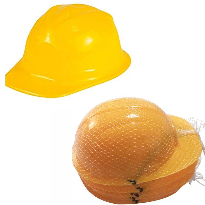새로운 재미 있은 드레스 위로 파티 모자 건설 모자 소프트 플라스틱 모자 아이 의상 액세서리 선물 WX9-398