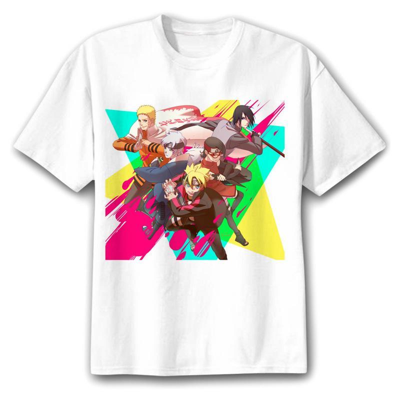 794fd81ddb7 Acheter Naruto Boruto T Shirt Homme   Femme   Enfant Uchiha Itachi Uzumaki  Sasuke Kakashi Gaara De  11.01 Du Funnyprintedtee