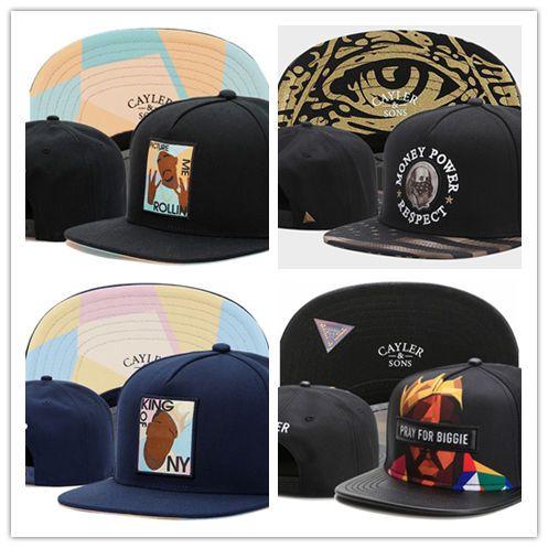 fa62928aa11 Good Sale Cayler   Sons Baseball Caps Brooklyn Embroidery Hats Snapback Caps  Adjustable Dad Hats Cap Snapback Snapback Hat Online with  10.82 Piece on  ...