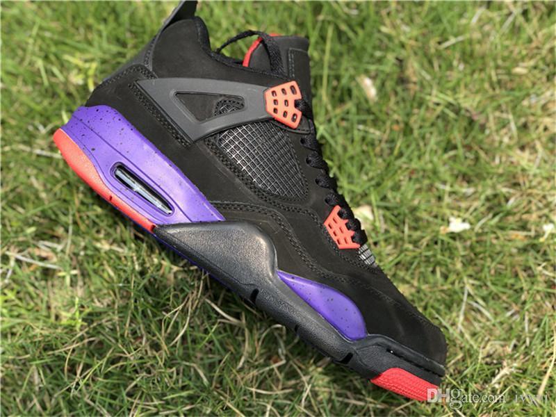 38b4c1b57b1223 2018 Best Release 4 Drake NRG Raptors 4S IV Basketball Shoes ...