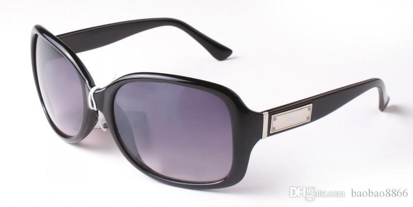 c8a7e0aa782 New Style Sunglasses European American Style Simple Personality Eyeglasses  Large Frame Sunglasses Summer Man Women Luxury Sunglasses UV400 Discount ...
