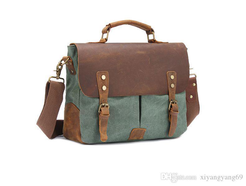 d810eb8e265f Briefcases 16 2018 New Arrival Men Designer Bags Lous Vedon Luxury Brand  Messenger Bag Crossbody Bags Famous Fashion Pu Leather Briefcase Mens  Handbags Work ...