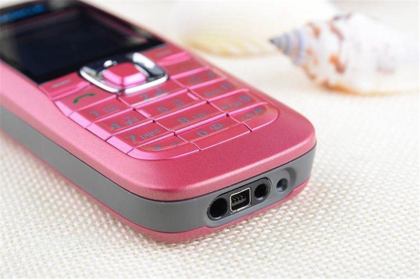 Refurbished Original Nokia 2610 Bar Cheap Mobile Phone Multi-languange GSM 2G Network Full Set Cellphone Free DHL