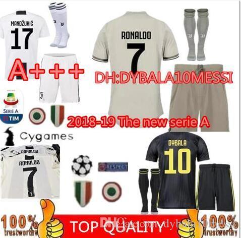 4dff9ba6d Ronaldo and Dybala model new 39sand39 coloured Juventus away kit