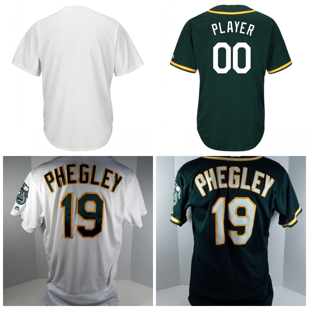 8ea6fb1ff ... sweden 2018 men women youth oakland cool base custom any name number baseball  jersey 11 dustin