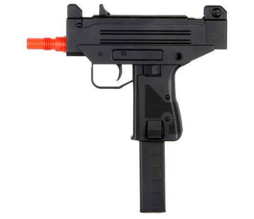 NEW AIRSOFT FULL AUTO ELECTRIC AEG MAC 10 11 UZI RIFLE HAND GUN PISTOL w/  6mm BB