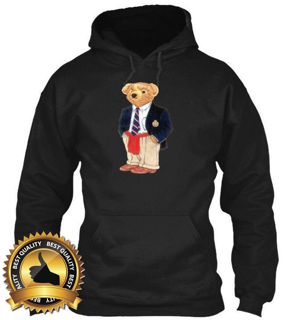 4aa1bedda 2019 Polo Bear Jerzees Hoodie Official Mens Hoodie Printed New Size S 2XL  From Banwanyue8, $22.85 | DHgate.Com