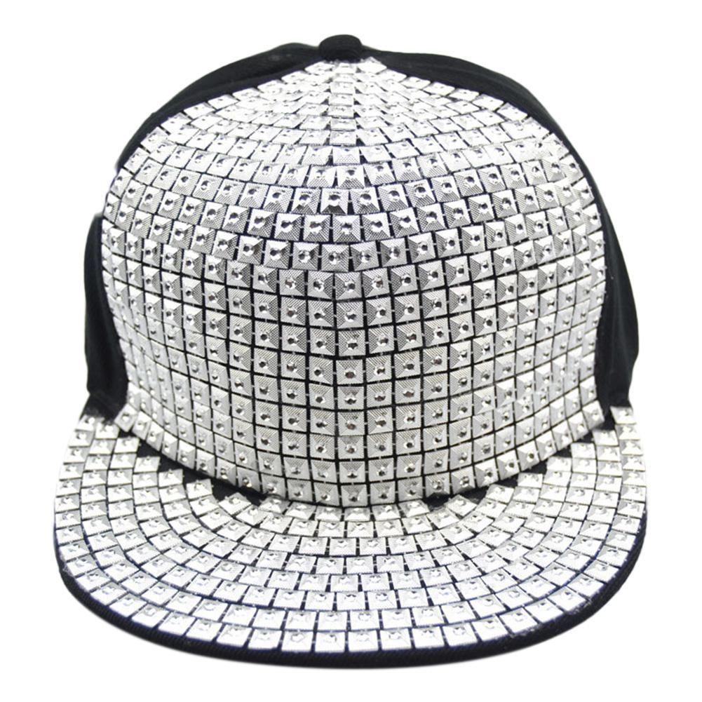 Compre Mrwonder Gorra De Béisbol De Lentejuelas De Moda Hiphop Snapback Hat  Para Hombres Y Mujeres Uniformes Sombreros De Ala Plana Clear Out Of Stork  Ccc A ... 17a5355baf8