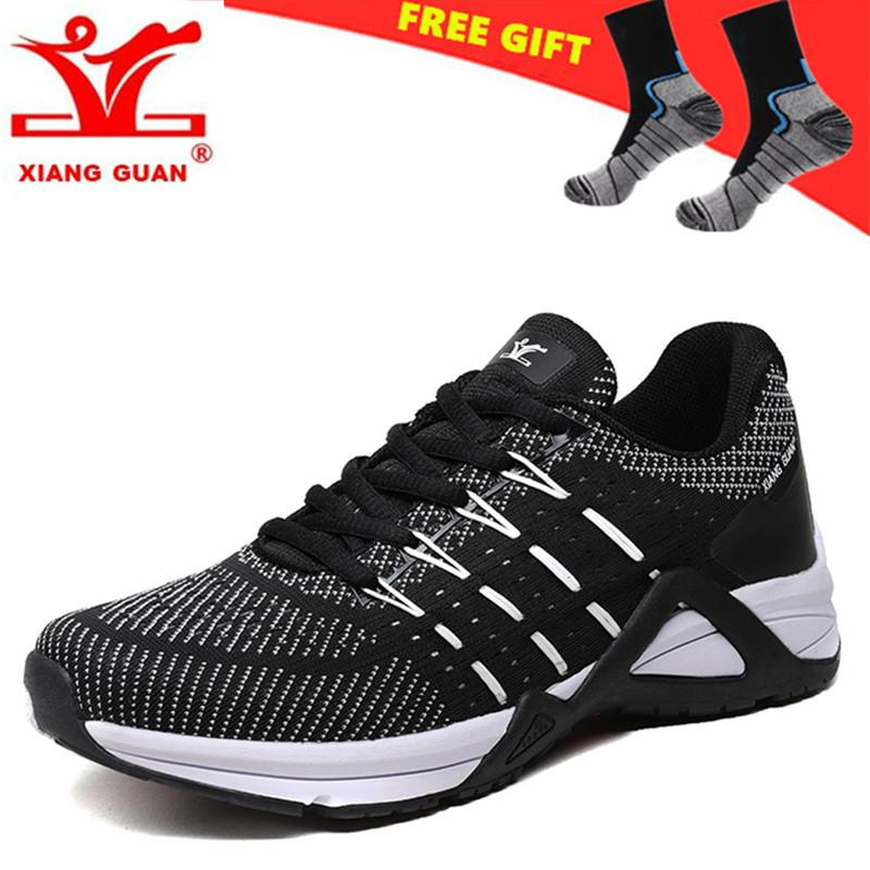f795b09cc5931 2019 XIANG GUAN Running Shoes Women Light Weight Trail Running Shoes  Breathable Outdoor Zapatillas Deportivas Mujer Sports Shoes From Cookki