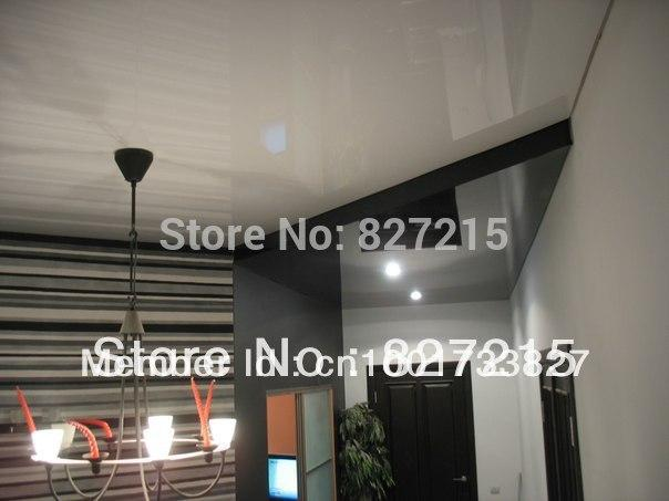 2011 Sample C Small Size 15m18m32m Width Glossy Ceiling Film
