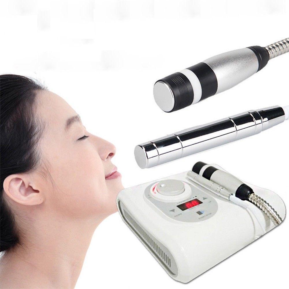 Spa frio quente da beleza do martelo da remoção do enrugamento da cara de Electroporation Mesoterapia de Cryo