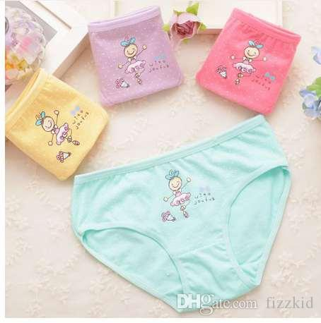 7df10f3b6da 2019 Cute Printing Underwear Baby Girls Sweet Design Cotton Panties  Underwear Children Briefs Kids Cute Panties W 001 From Fizzkid, $12.52 |  DHgate.Com