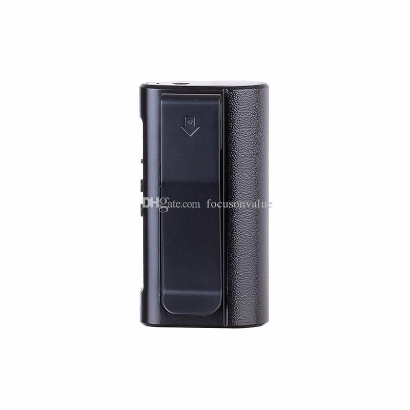 Grabadora de voz digital de 8GB con potente imán Clip Grabador de voz de audio digital portátil mini bolígrafo dictáfono soporte TF tarjeta