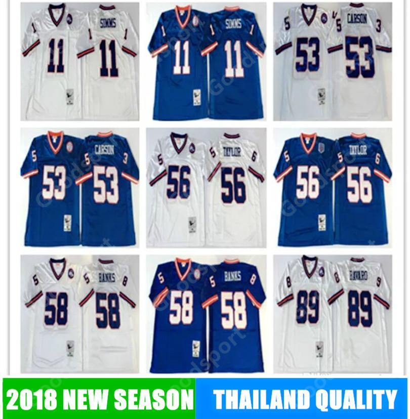 lawrence taylor stitched jersey