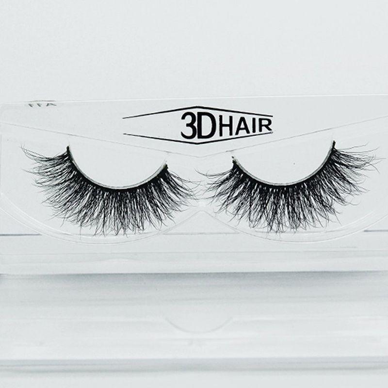 Milk Eyelash 11 styles Selling 100% Real Siberian 3D Strip False Eyelash Long Individual Eyelashes 3D Full Lashes Extension