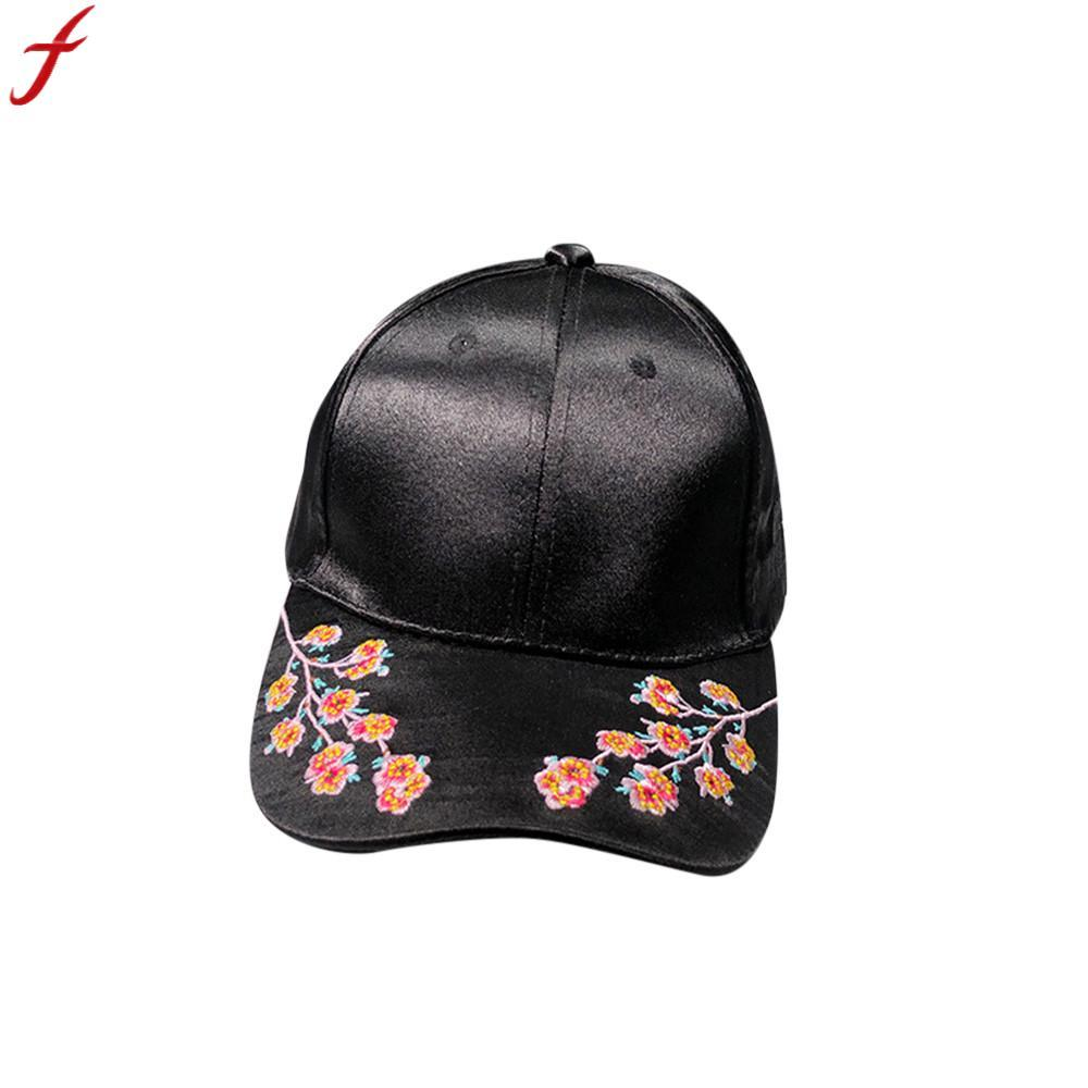 a8648860818ee Women Men Snapback Dad Hats 2018 Hot Selling Cotton Embroidery Floral  Baseball Cap Men Gorras Hombre Snapback Hats For Women Mens Hats Baseball  Cap From ...