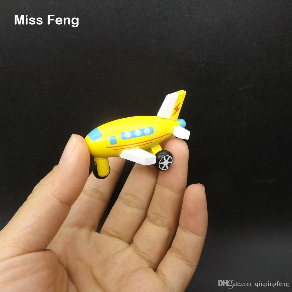 Jeu Éducatif Modèle Bois Modèles Cadeau Précoce Bébé Enfants Jouets Jouet Mini Avion Apprentissage De En 4R5qcAj3L