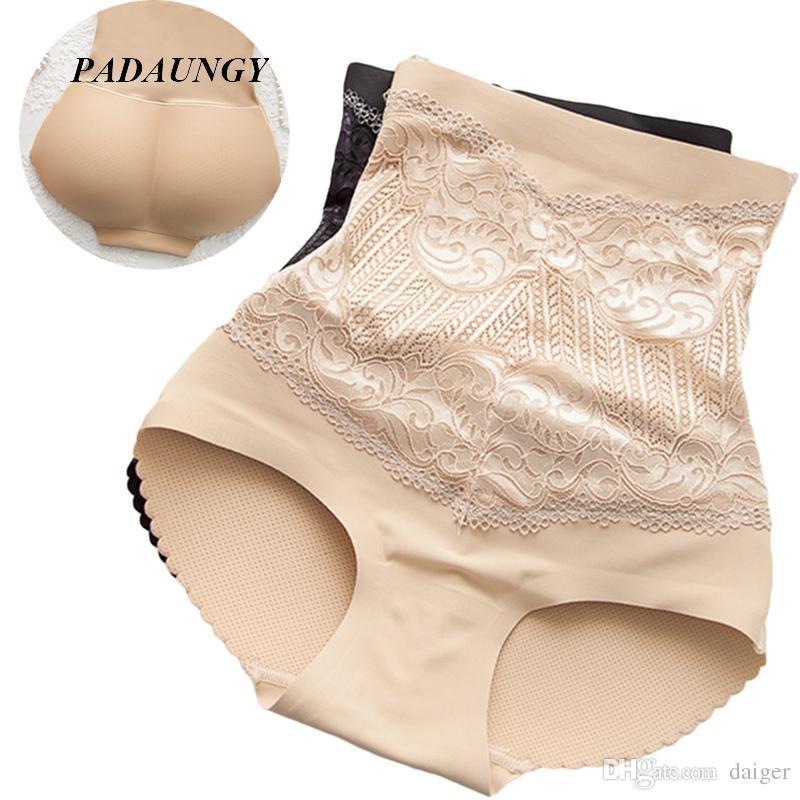 6af092a09e4 Wholesale- PADAUNGY High Waist Butt Lifter Seamless Underwear Hot ...