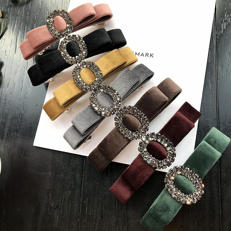 Girl's Hair Accessories Buy Cheap Korea Lace Flower Crown Side Bangs Clip Hair Accessories Rim Hair Clips For Girls Hairpin Hair Bows Hairgrips Apparel Accessories
