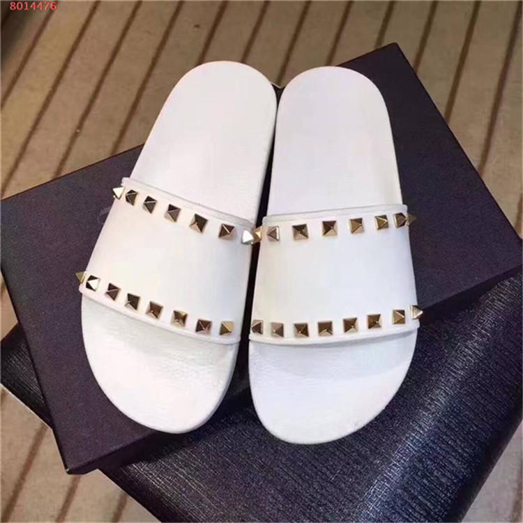 e813de6eca2 Original Europe Brand Fashion Women Striped Sandals Medusa Scuffs Causal  Non Slip Summer Huaraches Slippers Flip Flops Slipper BEST QUALITY Black  Boots ...