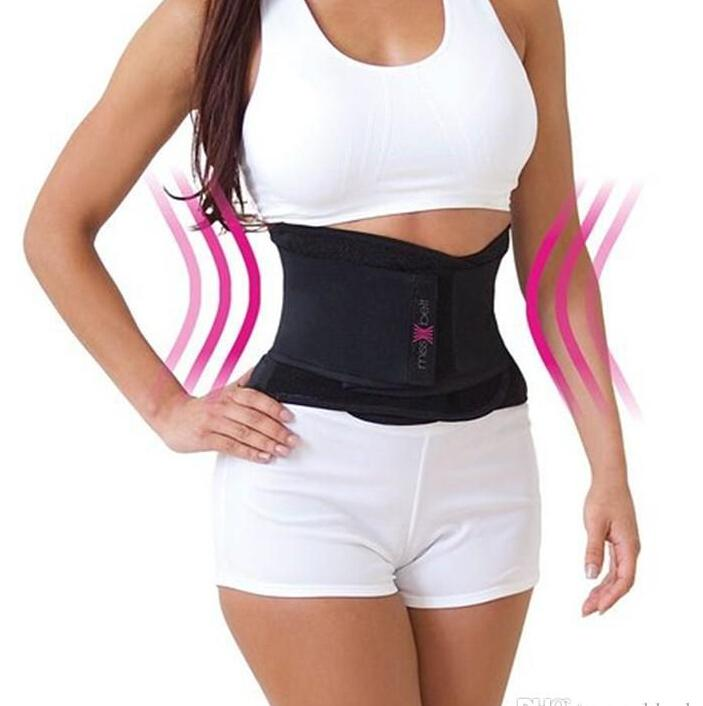 6cf200ffb042b Women Miss Belt Slimming Shaper Sports Waist Tummy Girdle Waist ...