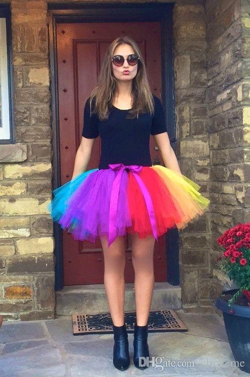 Printemps Eté Jupon Coloré Pour Robes De Mariée Accessoire De Mariage Jupon Court Tutu Jupe En Tulle Prêt À Porter Robe De Mariée