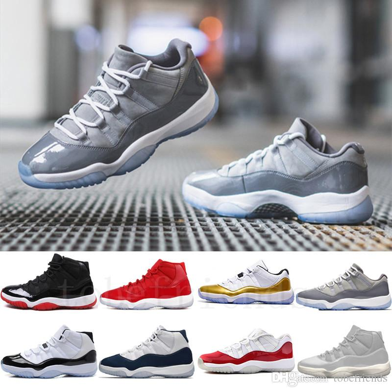 1164dea758c 11s Men Basketball Shoes Cap And Gown Platinum Tint Prom Night Apple ...