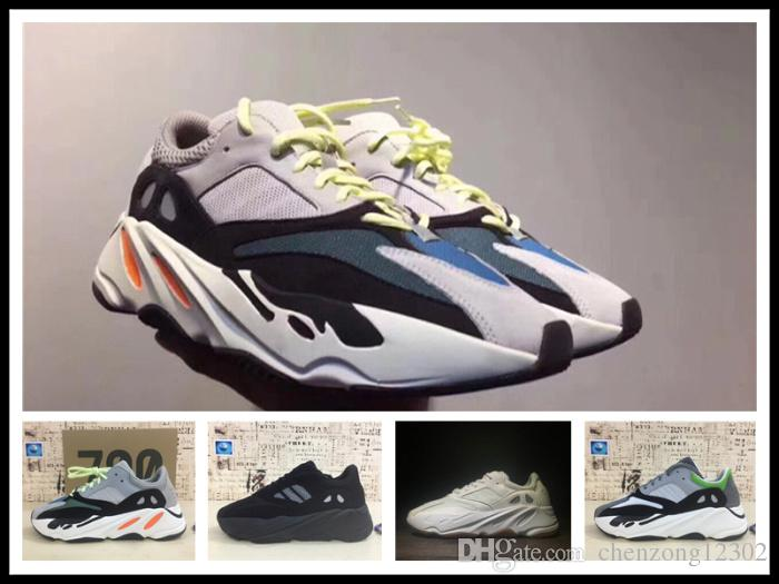 2018 Newest Wholesale 700 Kanye West Best Quality Classic Running Shoes Wave Runner 700 Sports Shoes Fashion Sneakers 36-45 new arrival sale online free shipping geniue stockist outlet cheap price official sale online discount many kinds of Cs4xYbi3N