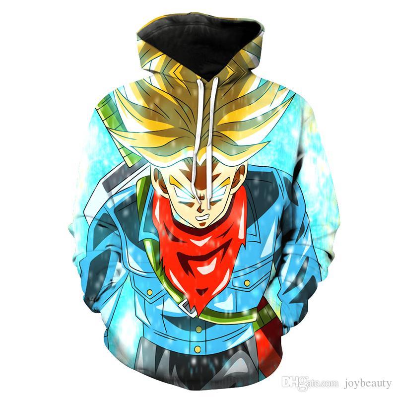 41c4acd2ea1 2019 Men Hoodie Cartoon Character 3D Full Print Man Hooded Sweatshirt  Unisex Casual Pullover Hoodies Long Sleeves Sweatshirts Tops RL0760 From  Joybeauty