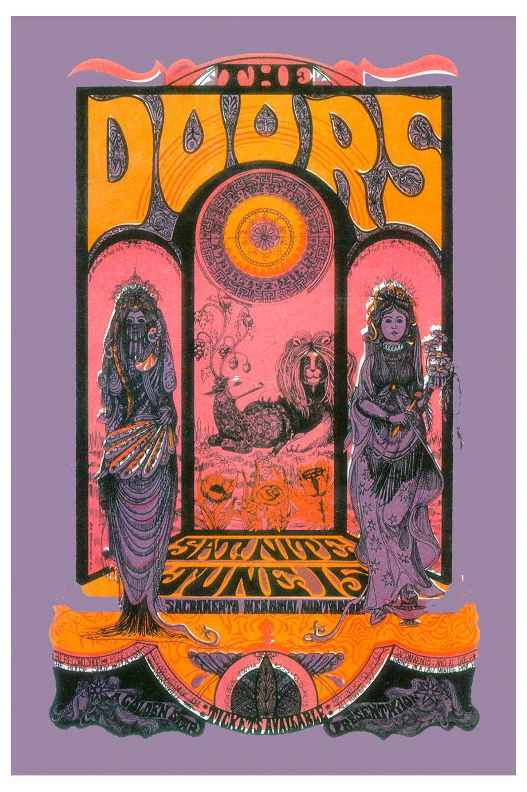 2019 Rock Jim Morrison Amp The Doors At Sacramento Concert