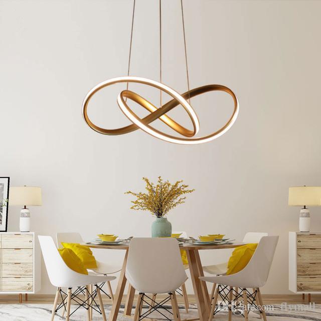Esszimmer Hängelampe | Grosshandel Kreative Moderne Led Pendelleuchte Fur Wohnzimmer