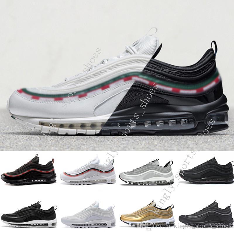 Großhandel Neue Männer Sneakers 97 Männer Laufschuhe