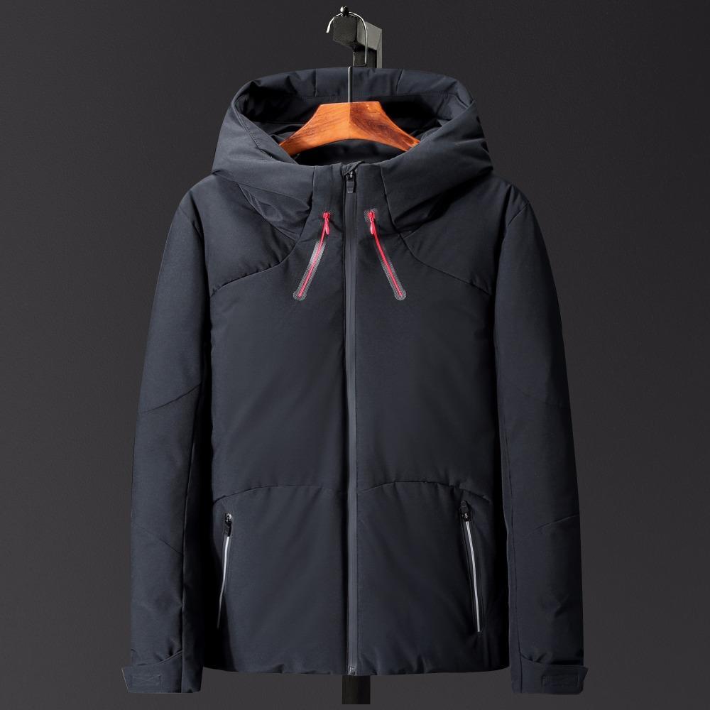 In QualitäT Billiger Preis 2018 Winter Herren Jacke Mäntel Männlichen Wadded Unten Jacke Oberbekleidung Schnelle Versand Ausgezeichnete