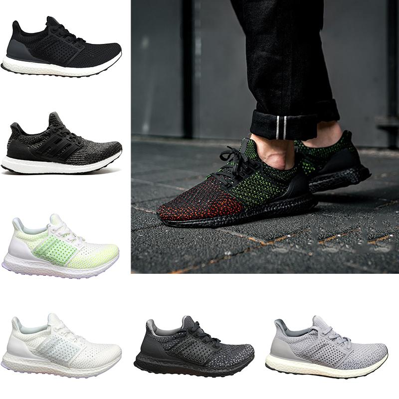 info for 8aaf0 c7e94 Ultraboost Clima 3.0 4.0 Casual Shoes Core Triple Black White Ultra Boosts  Runner Men Women Leisure Trainers Sport Sneakers size 5-11