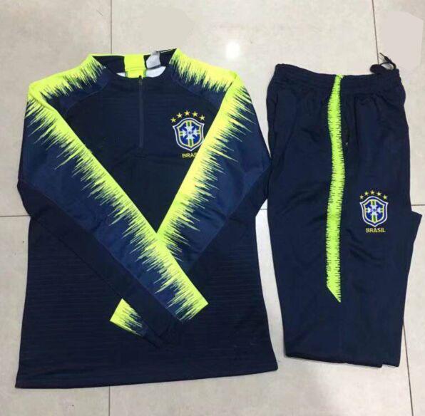 survetement equipe de Brésil nouvelle