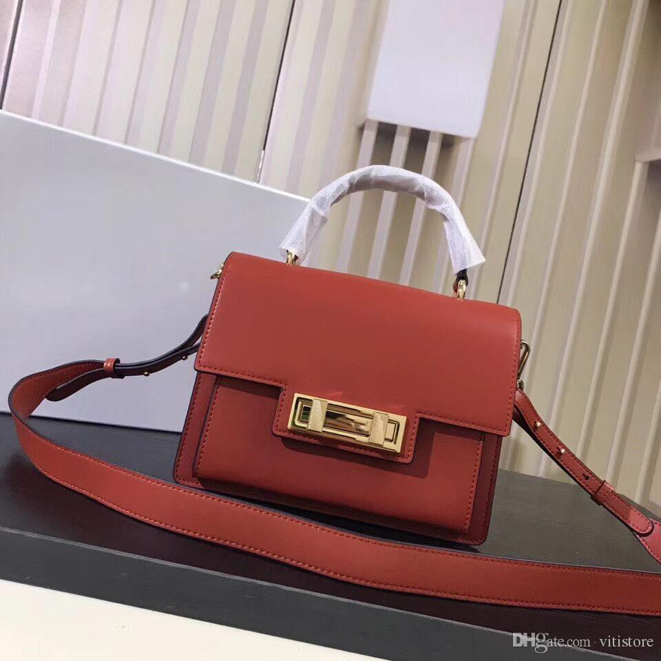 c719008e8 Compre Desenhador Cross Body Bag Speacial Mulheres Hangbags Genuíno Couro  De Luxo Sacos De Moda Feminina De Alta Qualidade Flap Sacos De Vitistore,  ...
