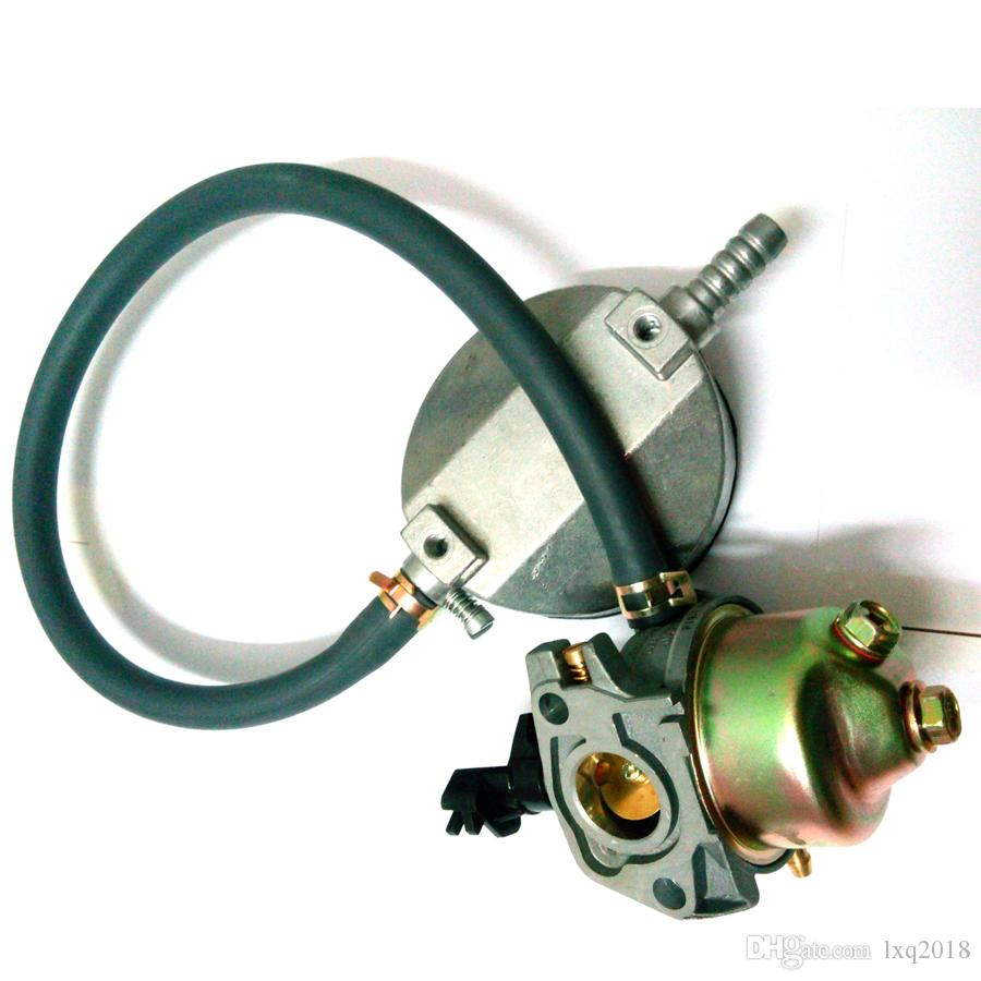 Honda Benzinli Jeneratör 2KW - 4KW için Propan LPG LP Gaz Dönüşüm Kitleri